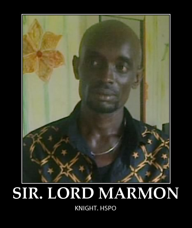 SIR. LORD MARMON KNIGHT. HSPO.